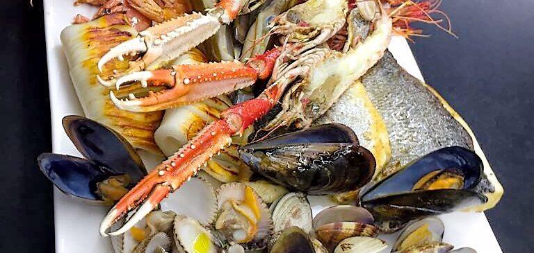 pescado fresco en barcelona