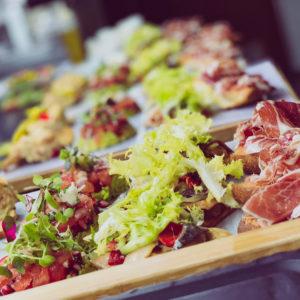 tapas gourmet en barcelona