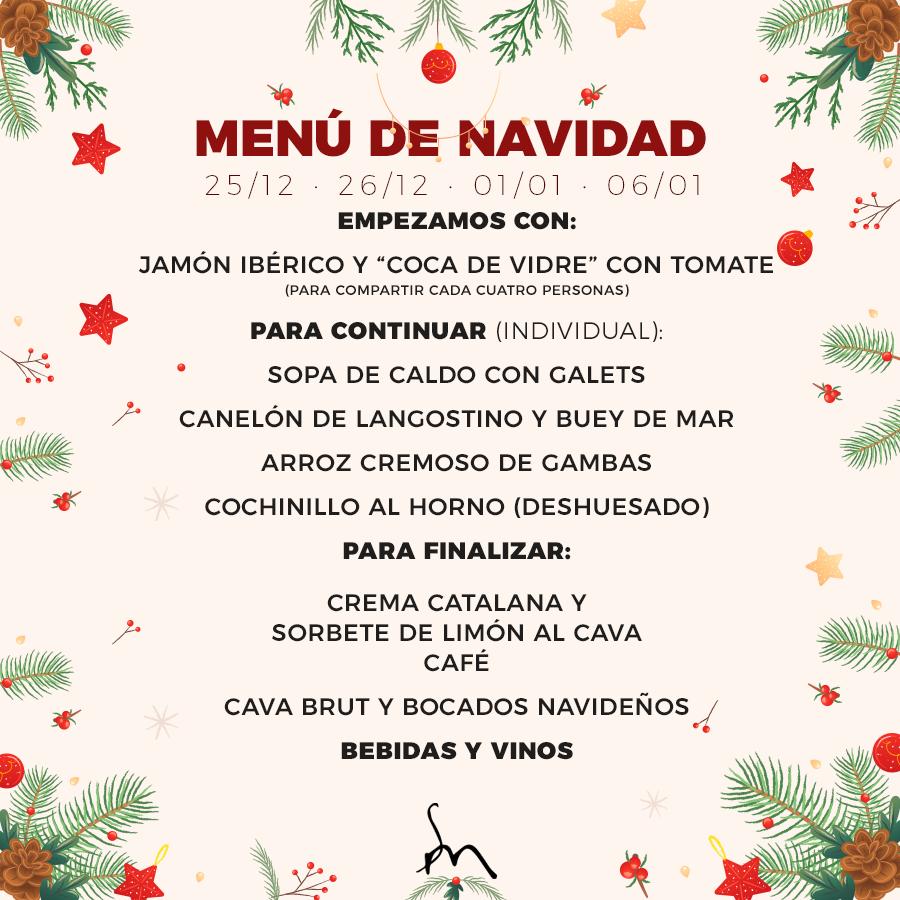 menu navidad sant marti
